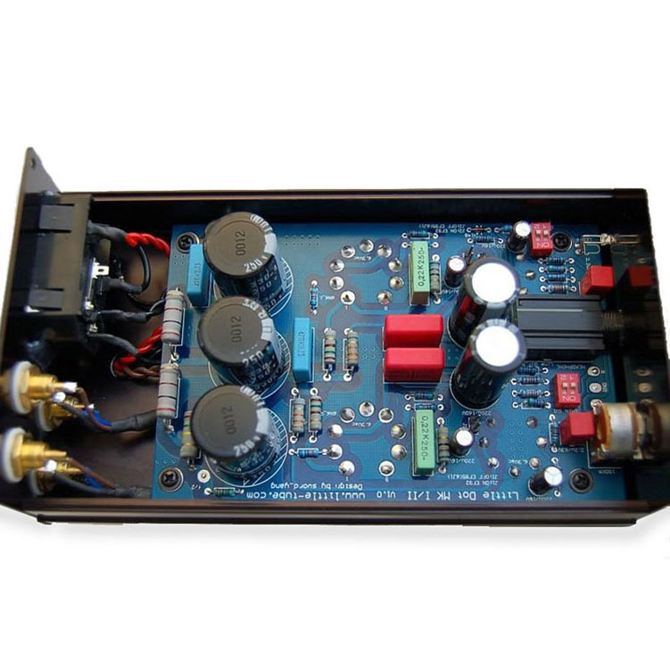Little Dot MKII MK2 6J1*2 Tube Headphone Amplifier Pre-Amplifier