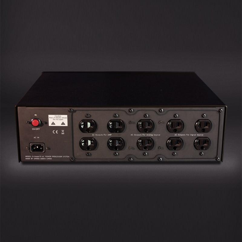 Consonance D-Linear15 Hifi Power Filter Socket Process System