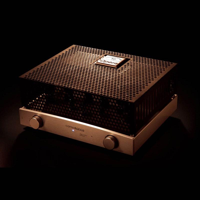 Consonance M100-10 Signature Hifi tube 6CA7EH Intergrated Amplifier