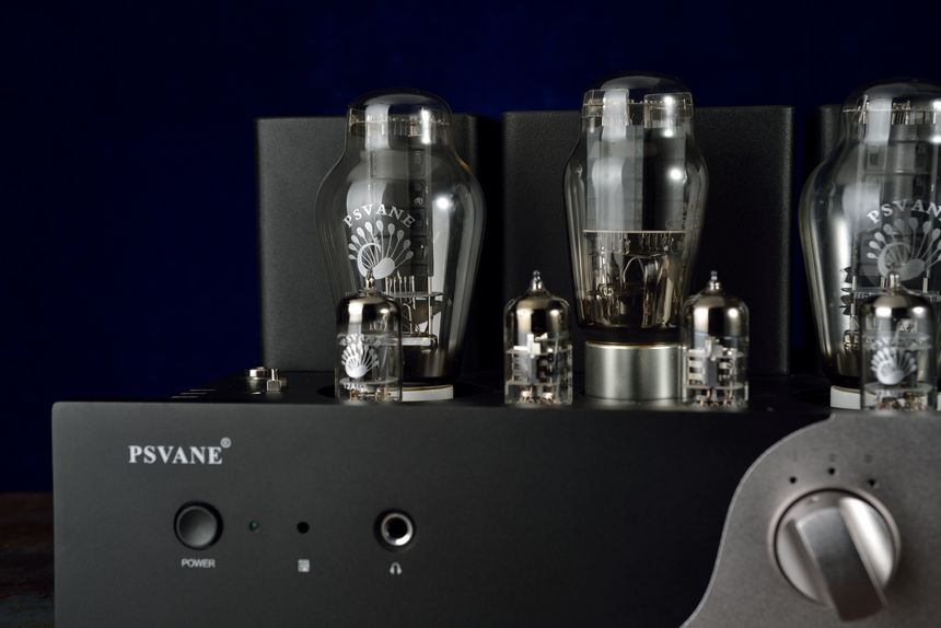 PSVANE TC3 300B Vacuum Tube Integrated Amplifier Stereo Single-ended Amp