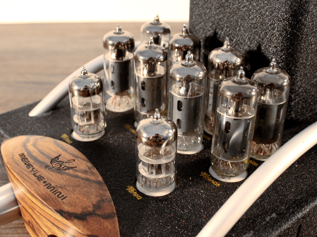 Music Angel MINI X1 Hi-end Vacuum Stereo Tube Integrated Amplifier Class A
