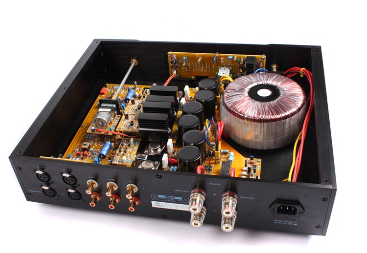 Lite Audio MA-100 integrated amplifier full balanced XLR &remote