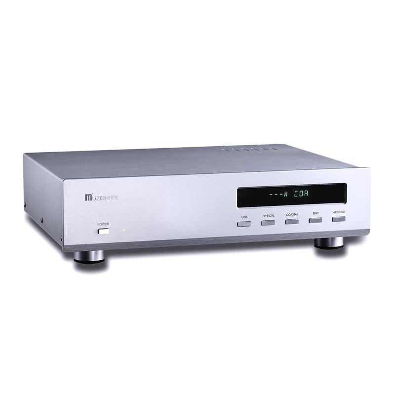 MUZISHARE R10 Hifi Tube DAC ES9018 24Bit/192KHz with USB XMOS Asynchronously