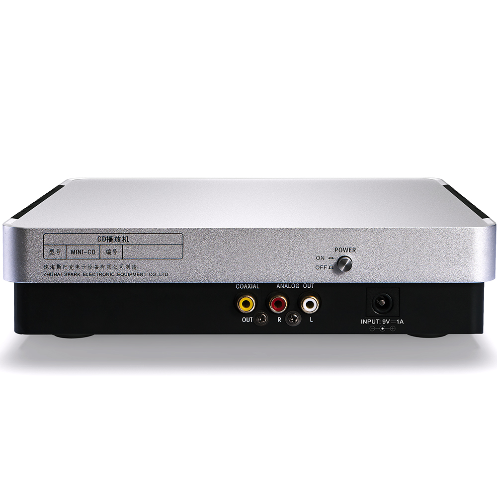 Cayin MINI-CD HiFi household mini music CD player HDCD with Remote Control