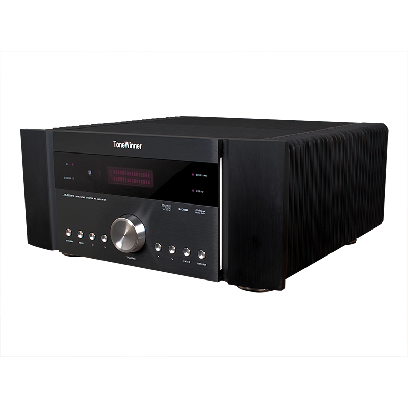 ToneWinner AD-9600HD 5.1 AV HiFi amplifier Home Theater hi-end