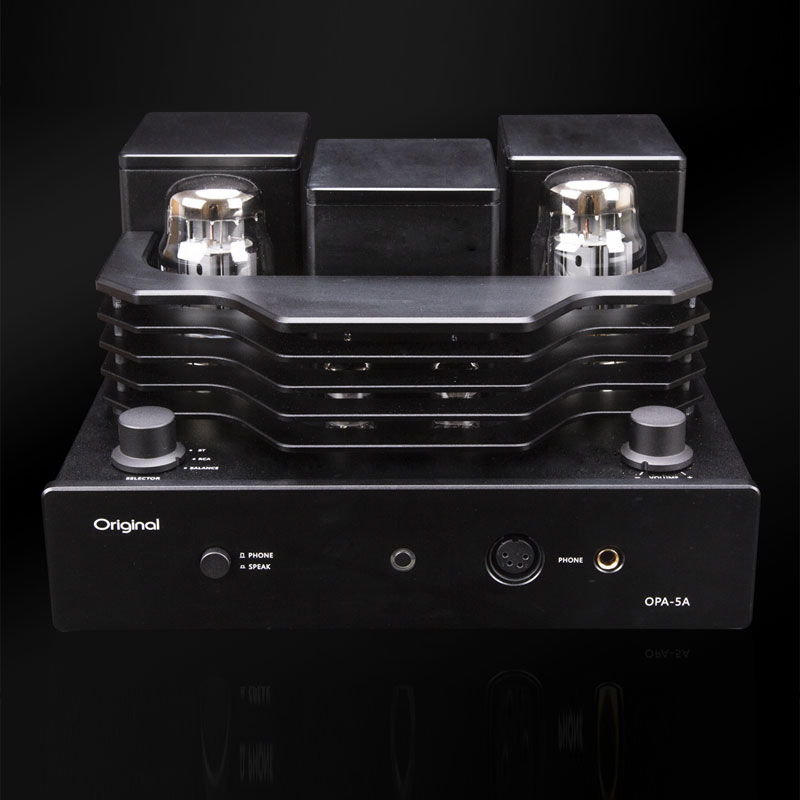 Original OPA-5A KT88  tube integrated Amplifier Headphone output With Bluetooth