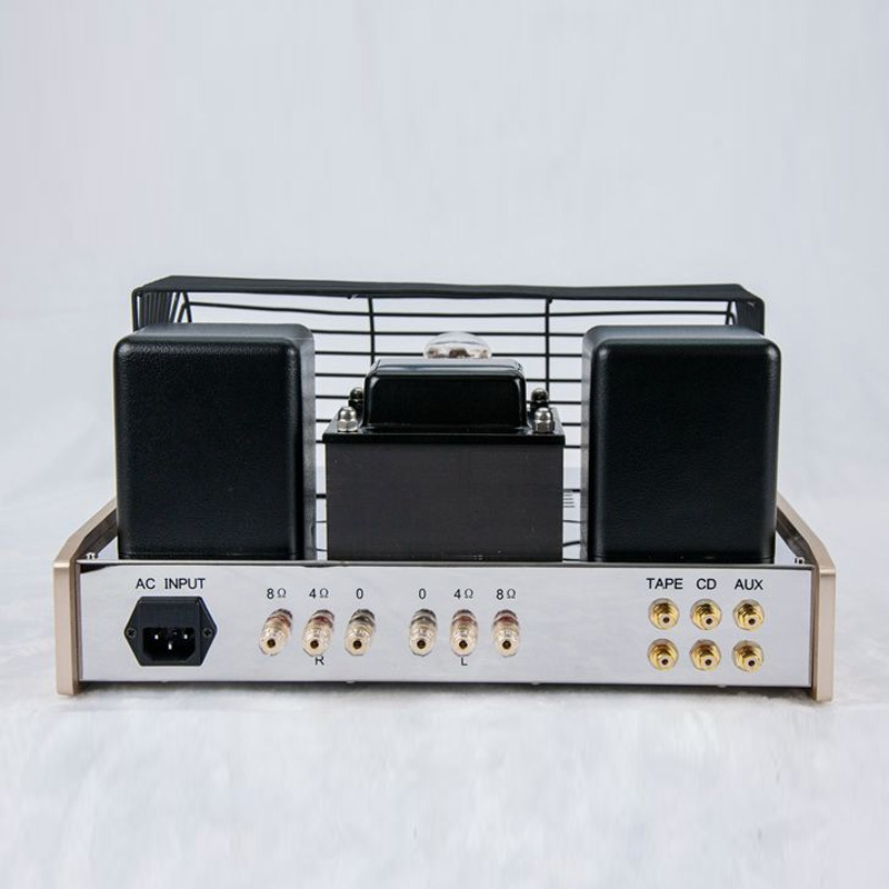 REISONG Boyuu A20 MKII KT88 tube Single-end Class A Intergrated Amp 4nd Meter Upgrade