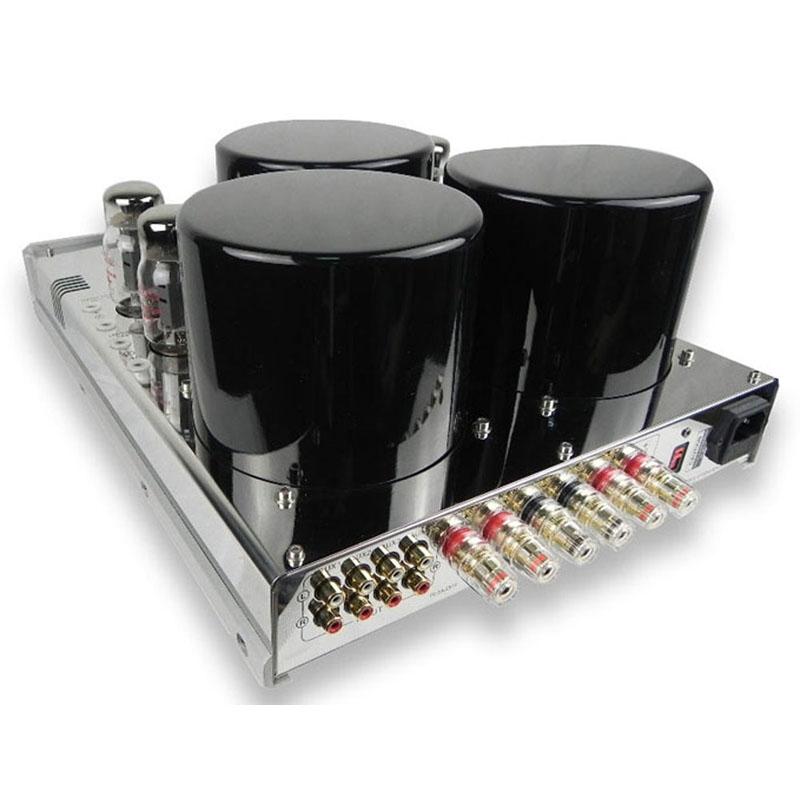 YAQIN MC-13S 6CA7-T Class A Vacuum  Tube Push-pull Hifi Integrated Amplifier