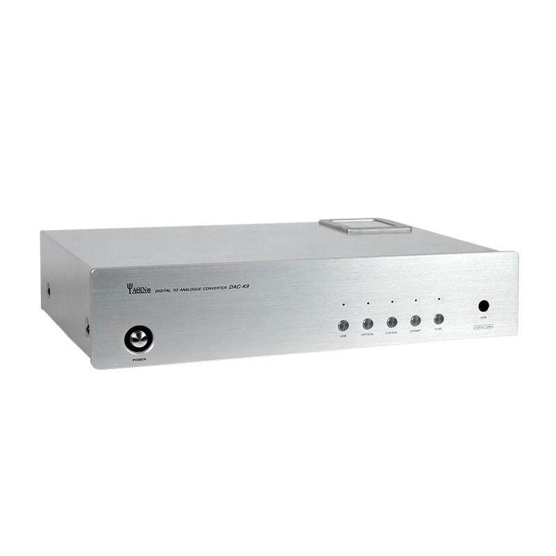 YAQIN DAC-K9 12AU7  Vacuum Tube 24Bit/192kHz HiFi Stereo Audio DAC