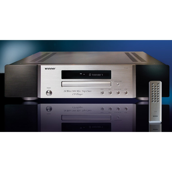 ToneWinner TY-20 Hifi 24bit/384KHz D/A CD HDCD MP3 Player