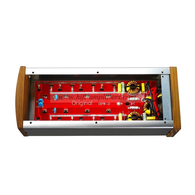 Original OPW-2 Hifi Audio 8 Power Filter Socket