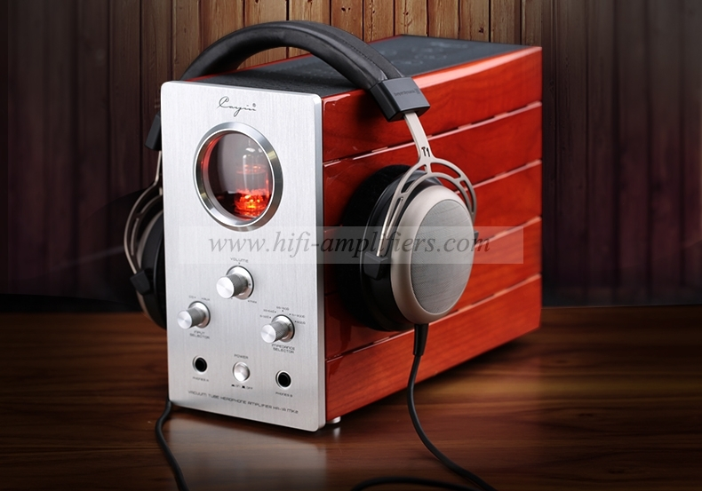 Cayin HA-1A MK2 Vacuum tube Headphone Amplifier Audiophile EL84 Valve stereo Amp