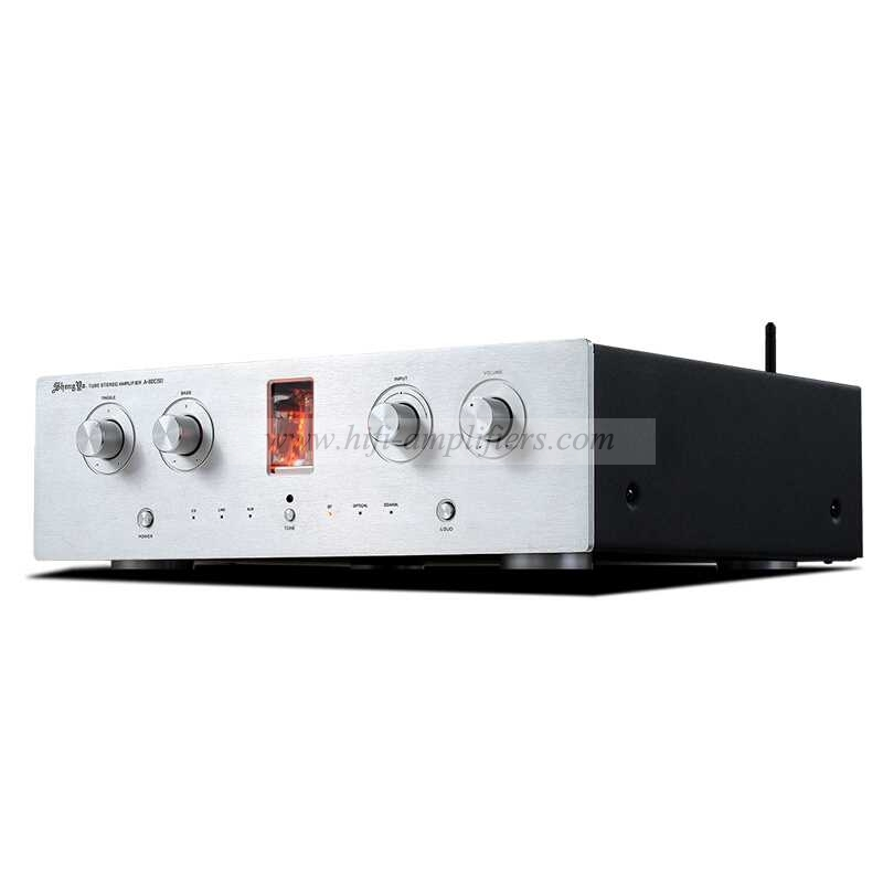 ShengYa A-80CSII Vaccum tube & Transistor Hybrid Amplifier HIFI Integrated Amp