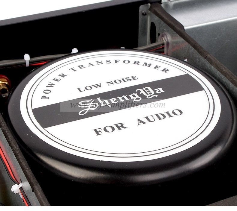 Shengya A-25 Hybrid Integrated Amplifier Wireless Bluetooth WiFi 25th Anniversary Edition A25