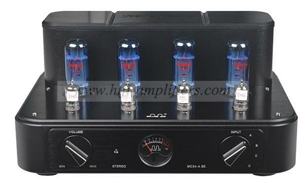 Meixing MC34-ASE Classic Stereo Power Integrated Hi-fi EL34 tube amplifier