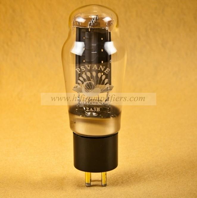 PSVANE Vacuum tube 2A3B HiFi electronic valve Matched pair