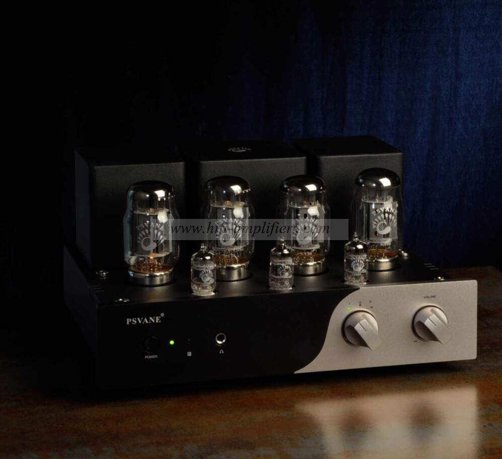 PSVANE TC1 Hifi Series KT88 Push-Pull High-End tube amplifier