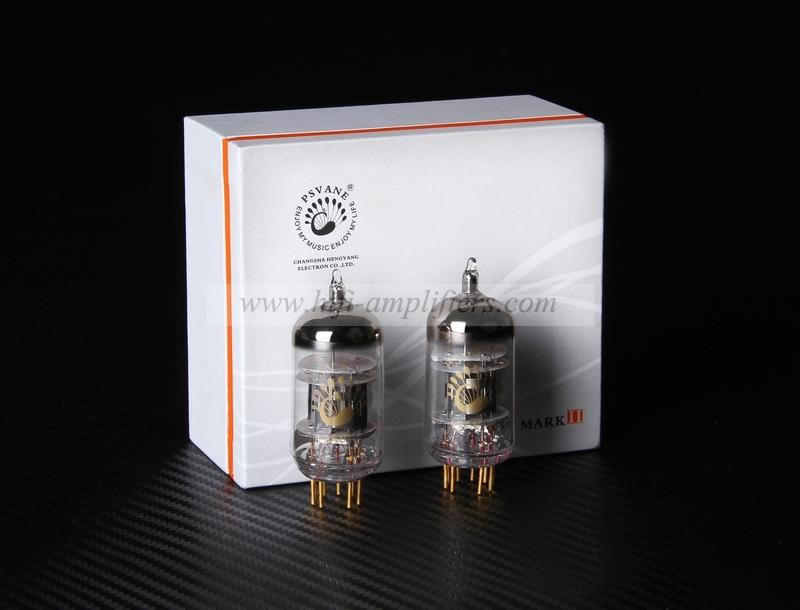 Matched pair PSVANE Vacuum Tube 12AU7-T MK II Collection
