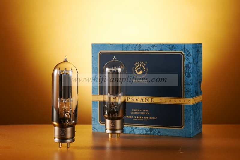 Psvane WE845 Western Electric Replica vacuum tubes Best matched Pair valve 845