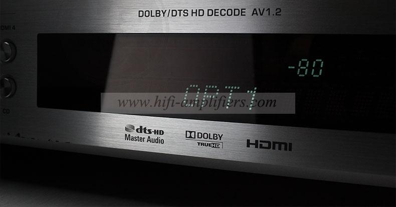 Shanling AV1 2 HDMI DTS Blu-ray AV 3D Decoder AC3