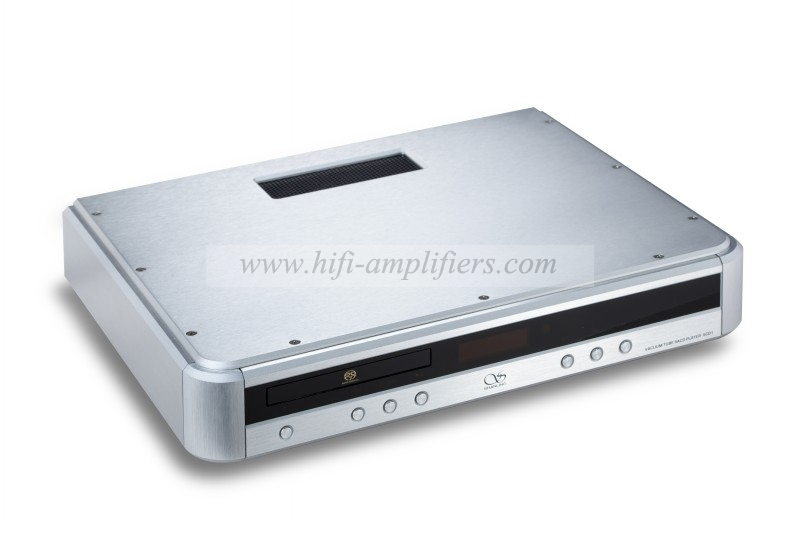Shanling SCD1 HiFi tube SACD CD Player with VOL & Remote