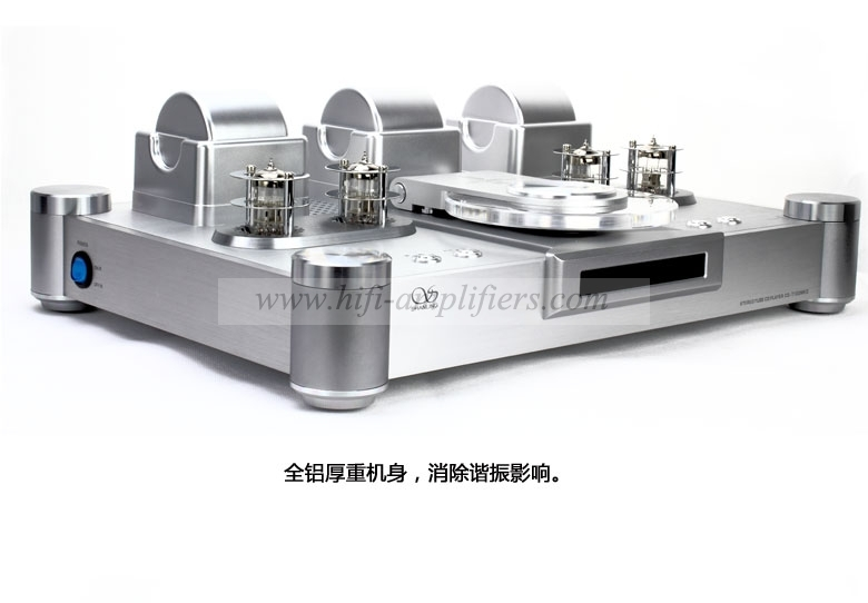 Shanling CD-T100 MKII hi-end CD player full balance XLR