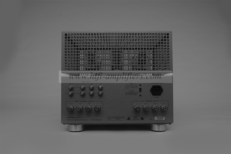Line Magnetic LM-210IA Class A 300B  Integrated Vacuum Tube Amplifier