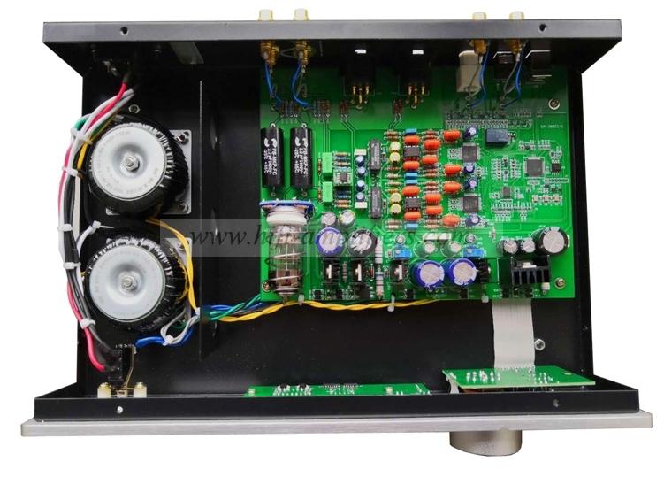 XiangSheng DA-05BII 24bit/384K XMOS USB AK4495 AK4