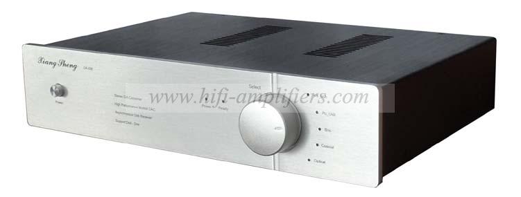 XiangSheng DAC-05B 24bit/384K XMOS USB AK4495 AK4497 x2 DSD Hardware Decoder XLR