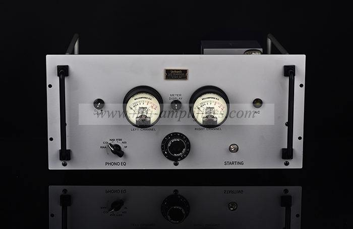 Line Magnetic Analog Sound AS-129P RIAA LP MM/MC VALVE PHONO STAGE Preamp HiFi