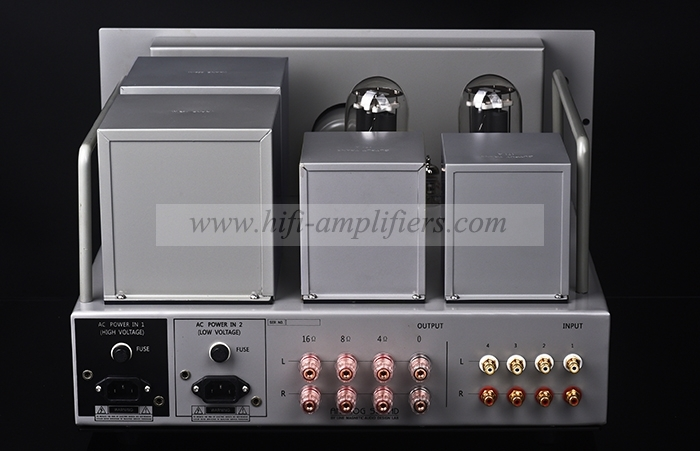 Line Magnetic Analog Sound AS-125 tube 211 Single-ended Class A Integrated Amp