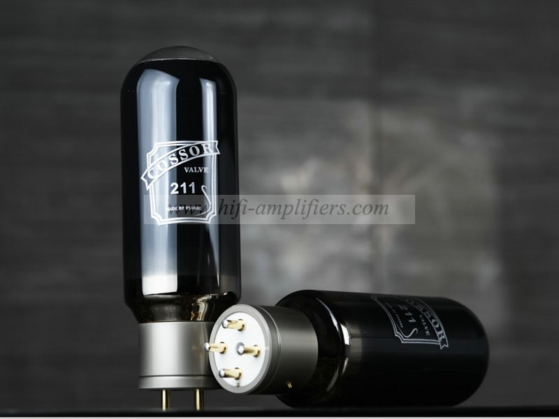 COSSOR VALAVE 211 made by PSVANE Hi-end Vacuum tubes best matched Pair