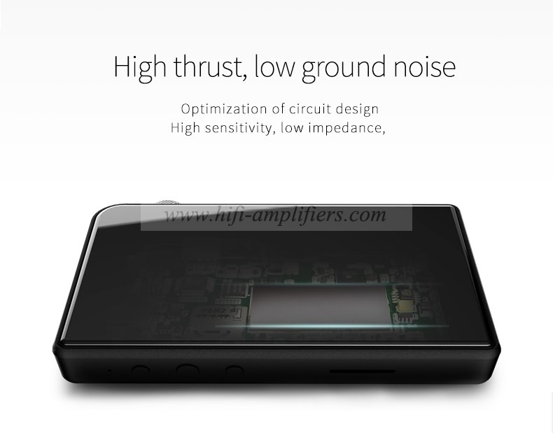 Shanling M2s AK4490EQ Bluetooth Apt X 4.0 Retina Portable Mini DAP DSD256 Music Player