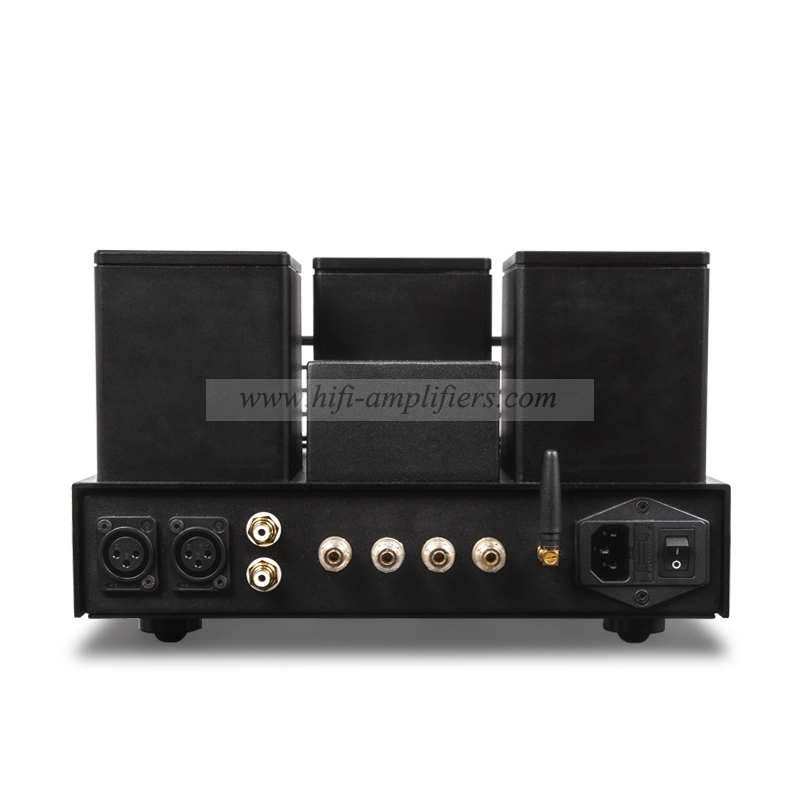 Original OPA-4A EL34 tube integrated Amplifier HiFi Headphone Amplifier Brand New