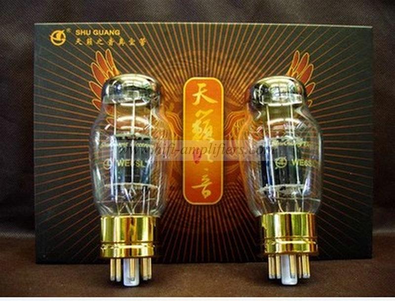 Shuguang WE6SL7 electron tube vacuum tubes Best Matched Pair