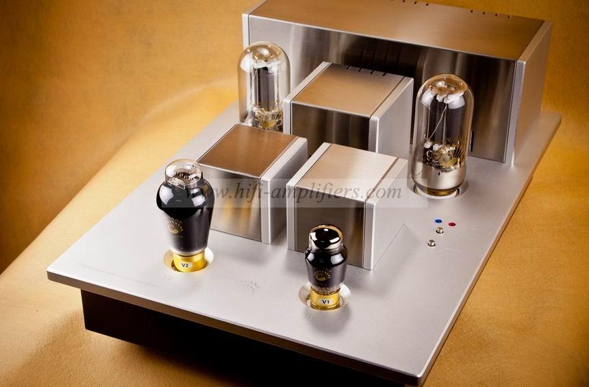 Psvane T845 300b Vacuum Tube Power Amplifier Hi En