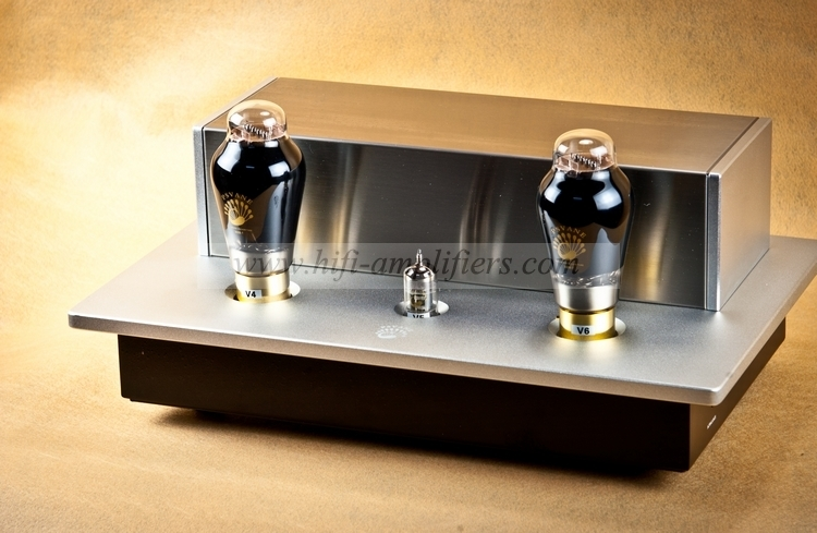 Psvane T-417 300B-T Reference Tube Pre-amplifier and Headphone Amp