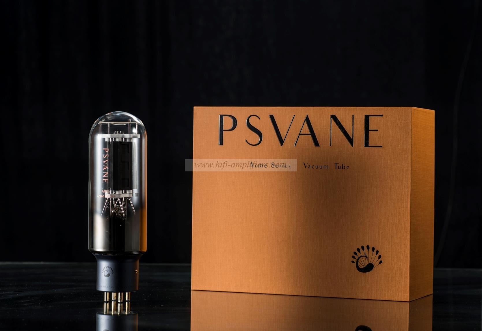 PSVANE Acme Serie 845 Vacuum Tube HiFi electronic Valve Matched Pair