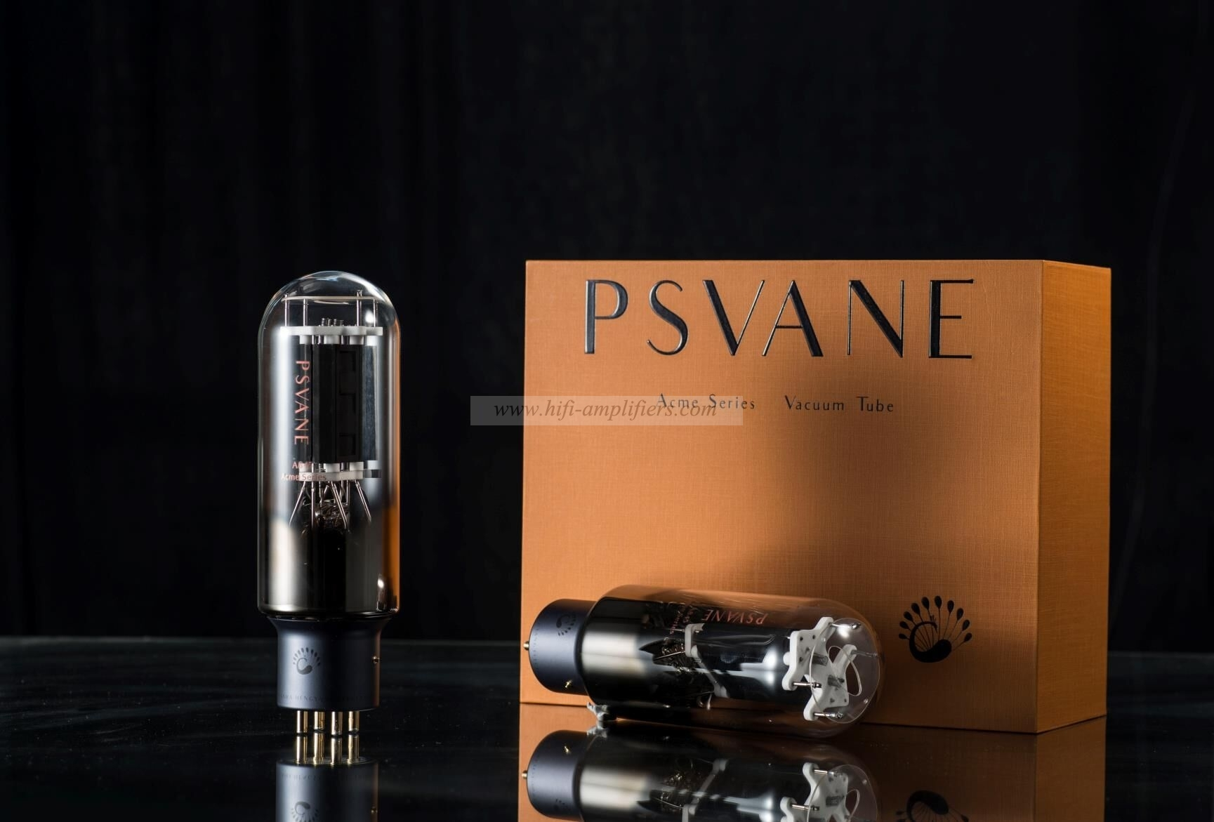 PSVANE Acme Serie 845 Vacuum Tube HiFi electronic Valve Matched Pair