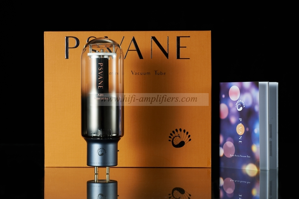 Psvane Acme Serie 300B Hi-end Vacuum Tube Upgraded WE211 Matched Pair