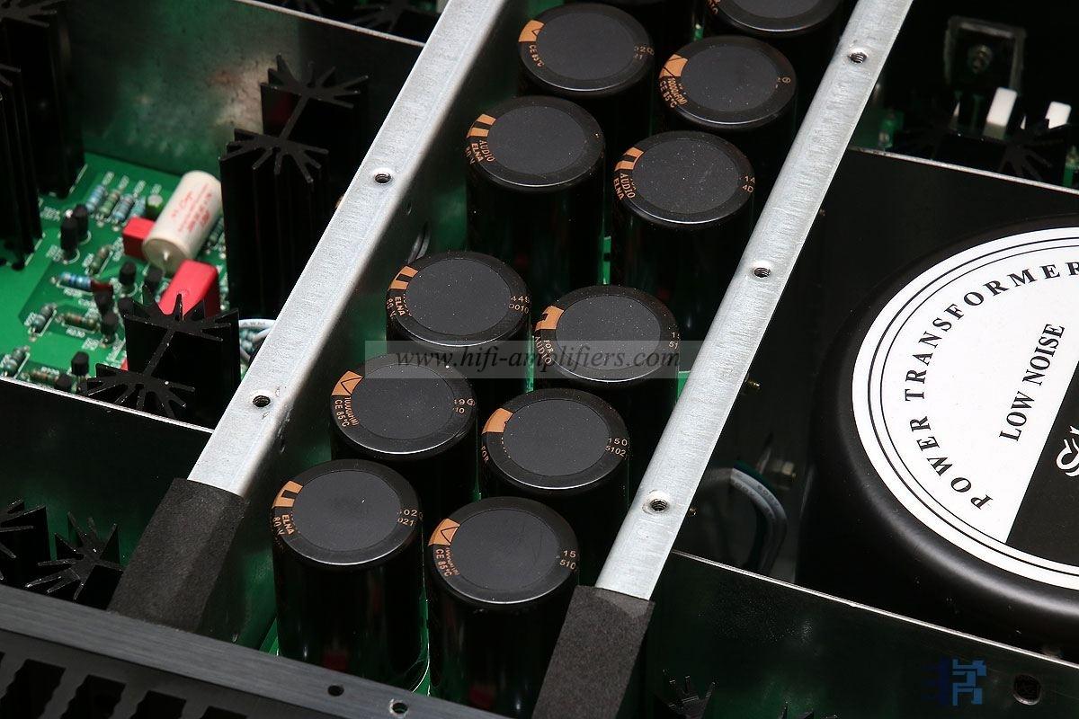 ShengYa PSM-500 Class A Power Amplifier Transistor amp monobloc full balanced pair