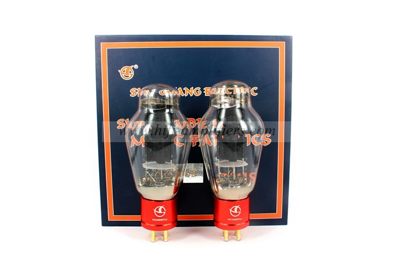 Shuguang WE300B PLUS Vacuum Tube Hi-end Western Electric Best Matched Pair