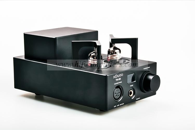 xDuoo TA-20 12AU7 Hi-Fi AUDIO Balanced Tube Headphone amplifier
