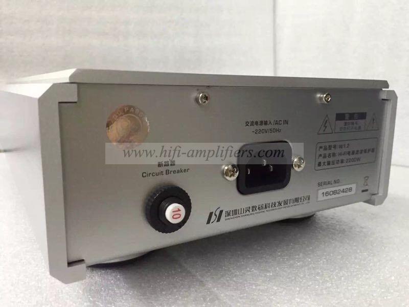 Shanling W1.2 25th Anniversary Edition HI-END Power Socket