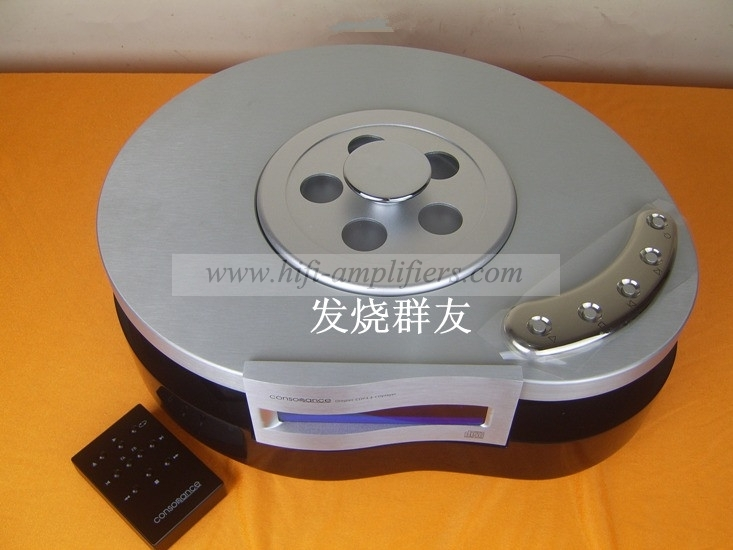 Opera Consonance Droplet CDP3.3 CD Music player HDCD Player