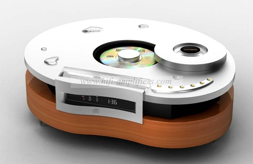 Opera Consonance Droplet CDP5.0 HD CD Player HiFi Audio Music Player