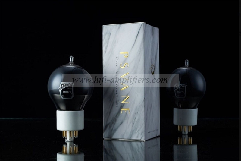 COSSOR VALVE 6SN7 made by PSVANE Replace 6H8C/6N8P/CV181 Hi-end Vacuum tubes Matched Pair