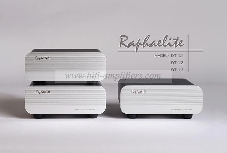 Raphaelite DT1.3 HIFI Mono MC/MM Transformer 1.1K: 47K (1:6) for Ortofon SPU–CG 25/CG 65