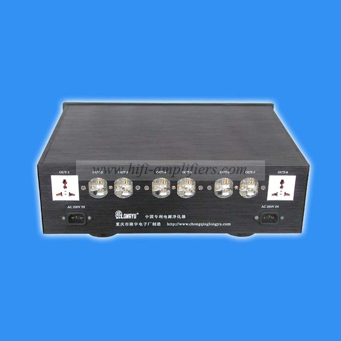 LongYu LY-6KW HIFI Power Supply Conditioner Power Purifier Decoding Power Processor