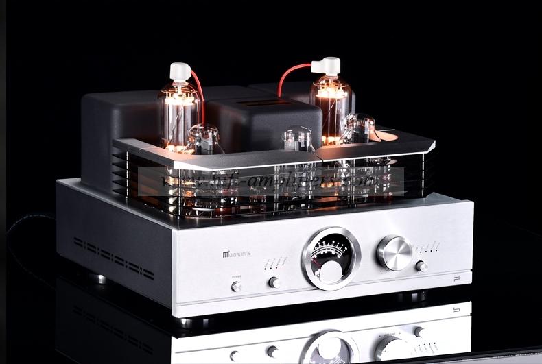 MUZISHARE R100 300B push 845 211 805 Single-ended Class A HiFi tube Amplifier Balance & Phono output